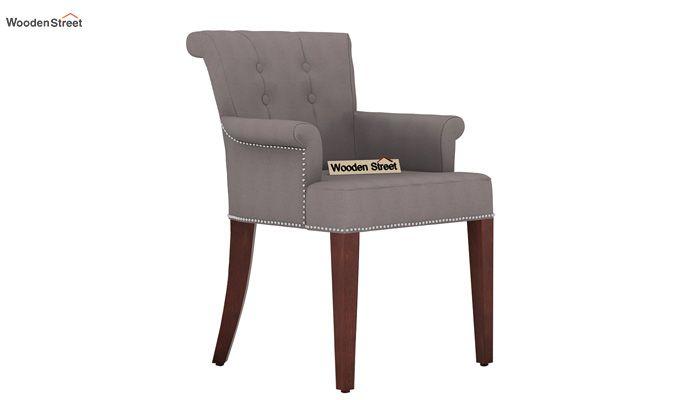 Altra Dining Chair (Fabric, Warm Grey)-1
