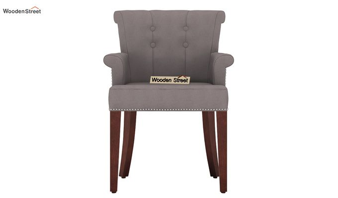 Altra Dining Chair (Fabric, Warm Grey)-2