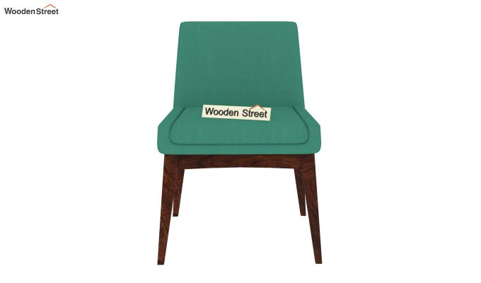 Bennet Dining Chair (Electric Turquoise)-3