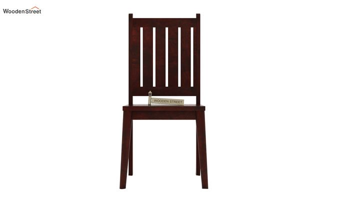 Dawson Dining Chair without Fabric (Mahogany Finish)-2