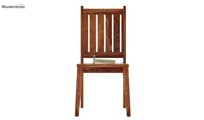 Dawson Dining Chair (Teak Finish)-2