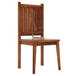 Dawson Dining Chair (Teak Finish)