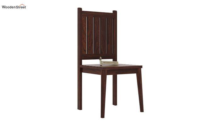 Dawson Dining Chair (Walnut Finish)-2