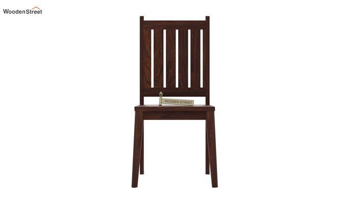 Dawson Dining Chair (Walnut Finish)-3