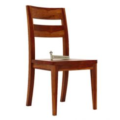 Kiplin Dining Chair (Honey Finish)