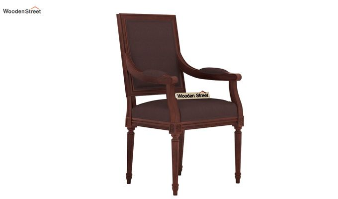 Genoa Dining Chair (Classic Brown)-1