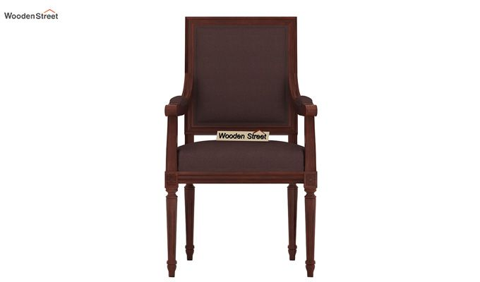 Genoa Dining Chair (Classic Brown)-2