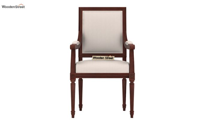 Genoa Dining Chair (Ivory Nude)-2