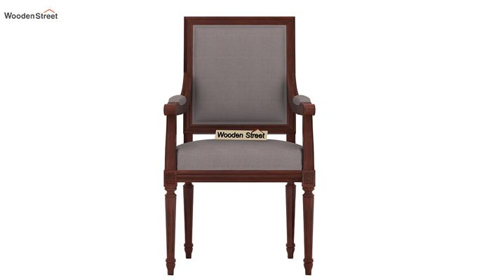 Genoa Dining Chair (Warm Grey)-2