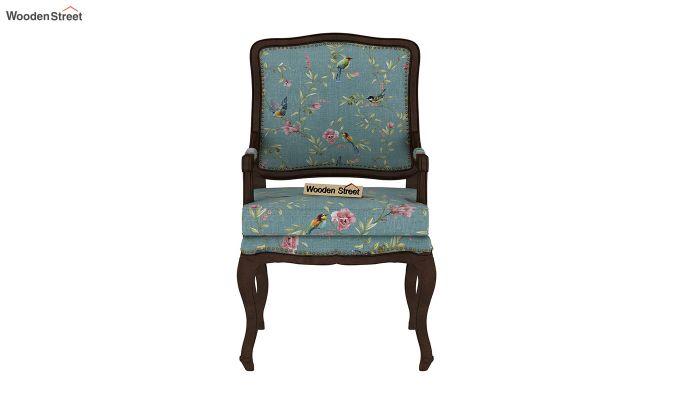 Kelvin Arm Chair (Linen, Bubble Robins)-3