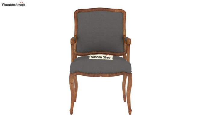 Kelvin Arm Chair (Warm Grey)-3