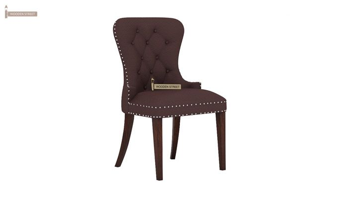 Lenox Dining Chair (Classic Brown)-1