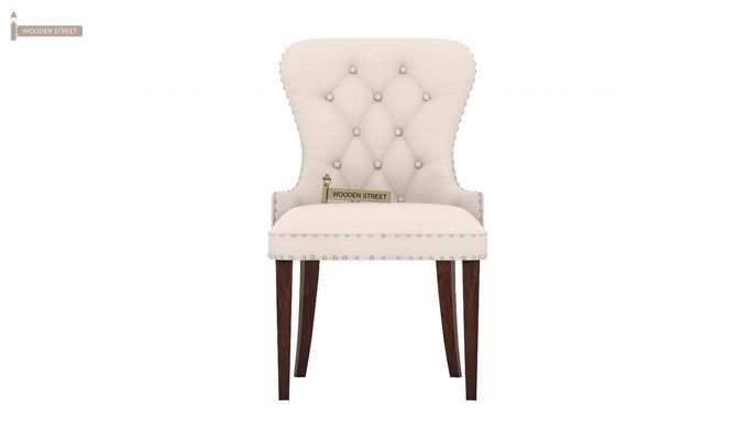 Lenox Dining Chair (Ivory Nude)-1
