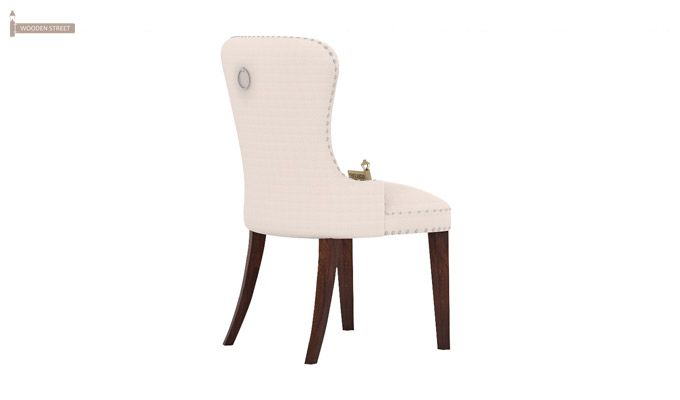 Lenox Dining Chair (Ivory Nude)-3