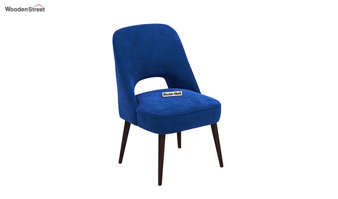 Mozza Dining Chair ( Walnut Finish)-2