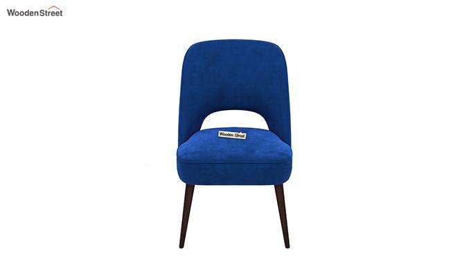 Mozza Dining Chair ( Walnut Finish)-3