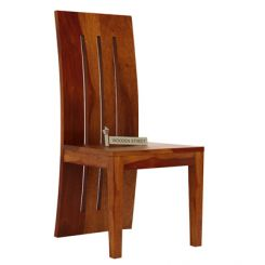 Nancy Dining Chair (Honey Finish)