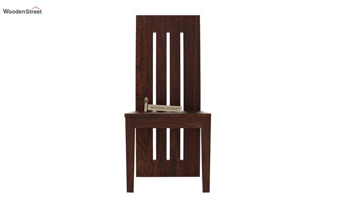 Nancy Dining Chair (Walnut Finish)-2