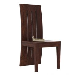 Nancy Dining Chair (Walnut Finish)