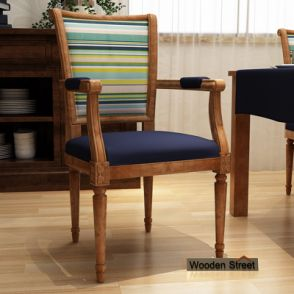 Enjoyable Arm Chairs Buy Wooden Arm Chair Online In India At Low Price Caraccident5 Cool Chair Designs And Ideas Caraccident5Info