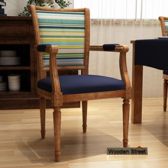 Exceptionnel Wooden Arm Chair