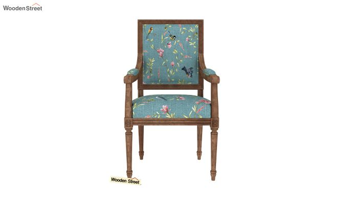 Shell Arm Chair (Bubble Robins)-3