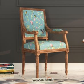 Terrific Arm Chairs Buy Wooden Arm Chair Online In India At Low Price Caraccident5 Cool Chair Designs And Ideas Caraccident5Info