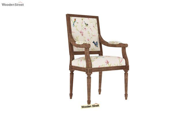 Shell Arm Chair (Cream Robins)-2