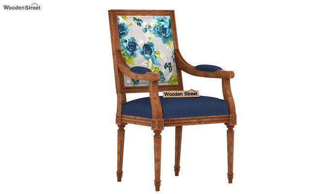 Shell with Arm Chair (Indigo ink)-2