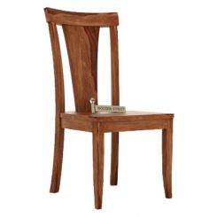Sofie Dining Chair (Teak Finish)