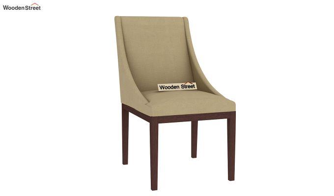 Wave Dining Chair (Irish Cream)-2