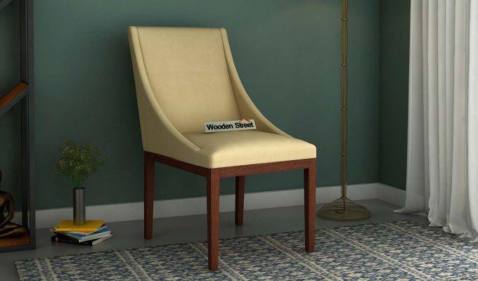 Wave Dining Chair (Irish Cream)-1