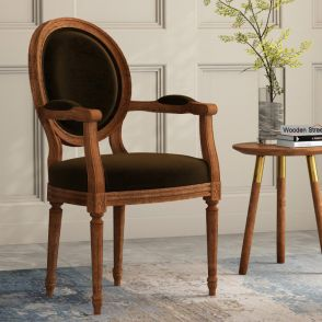 Wooden Armchair Design Best Wooden Armchair Designs In India