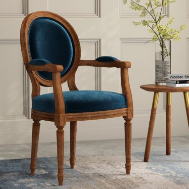 wooden dining chairs online in Mumbai