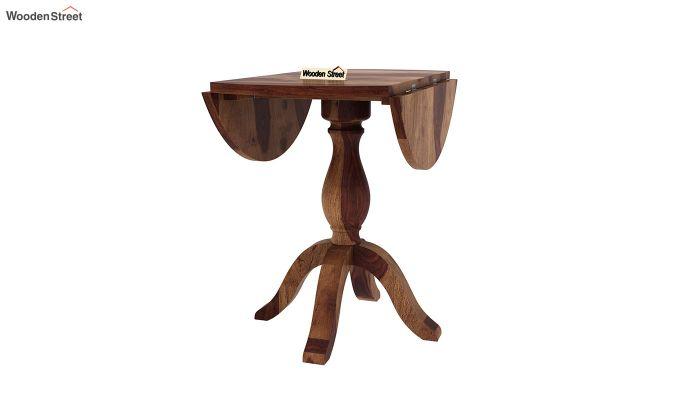 Clove 2 Seater Dining Set (Teak Finish)-9