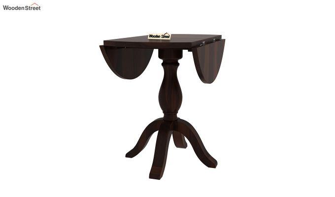Clove 2 Seater Dining Set (Walnut Finish)-8