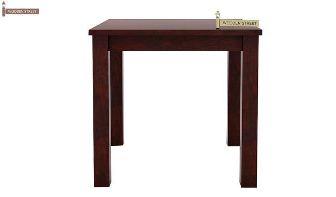 Orson 2 Seater Dining Set (Mahogany Finish)-4