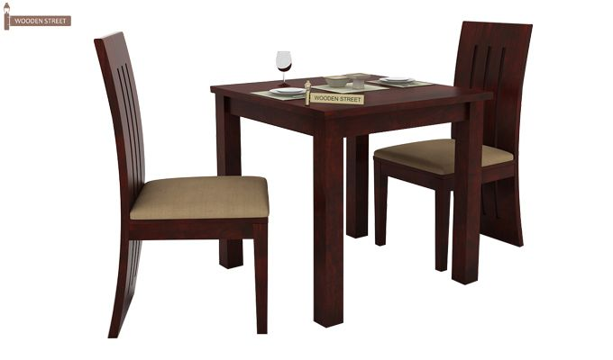 Terex 2 Seater Dining Set (Mahogany Finish)-1