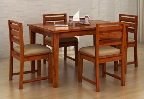 4 Seater Dining Table Set  Buy 4 Seater Dining Set Online in India ed2c7f21b