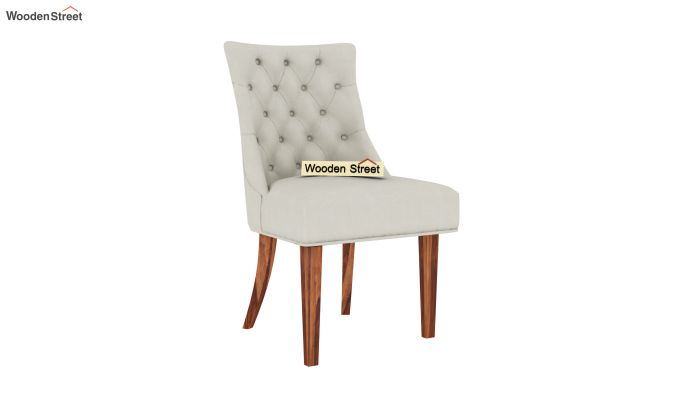 Ashford 4 Seater Dining Table Set (Honey Finish)-5