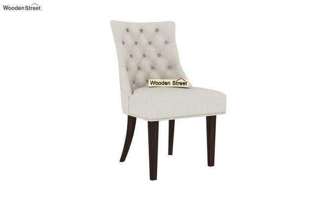 Ashford 4 Seater Dining Table Set (Walnut Finish)-5