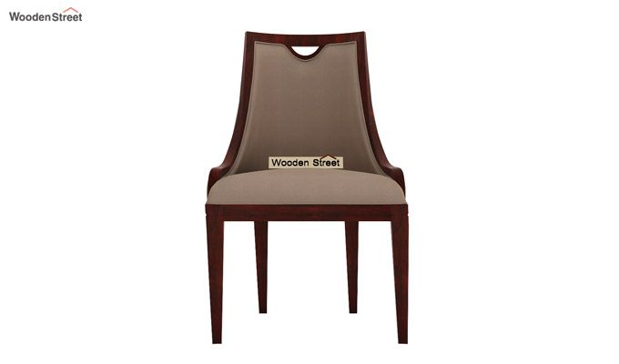 Bolton 4 Seater Dinning Set (Mahogany Finish)-6
