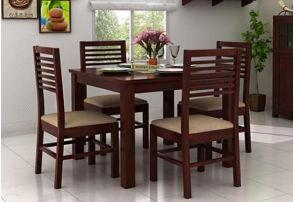 4 seater dining table teak wood buy seater dining table online india seater dining table buy table online low price