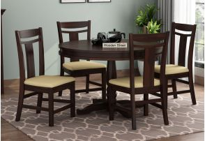 Round Dining Table Set Online At Low