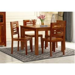 Janet 4 Seater Dining Table Set