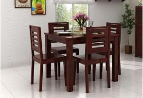 Four Seater Dining Table Price