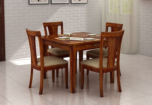4 Seater Dining Table- Buy 4 Seater Dining Table Online Upto 55% OFF