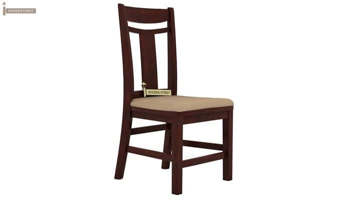 Ralph Single Study Chair (Mahogany Finish)-1