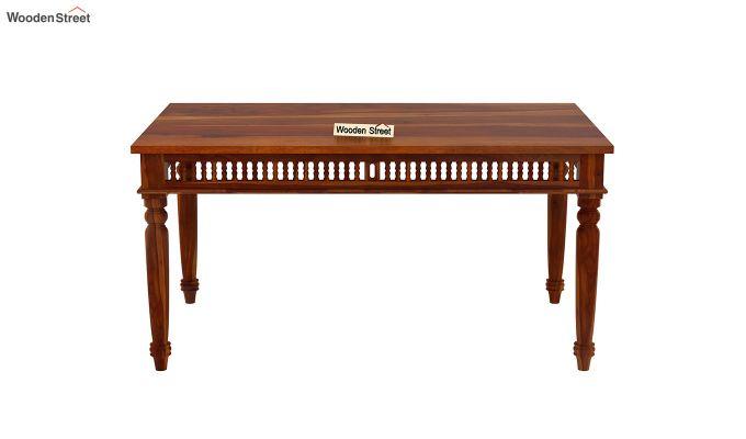 Alanis 6 Seater Dining Set (Honey Finish)-7