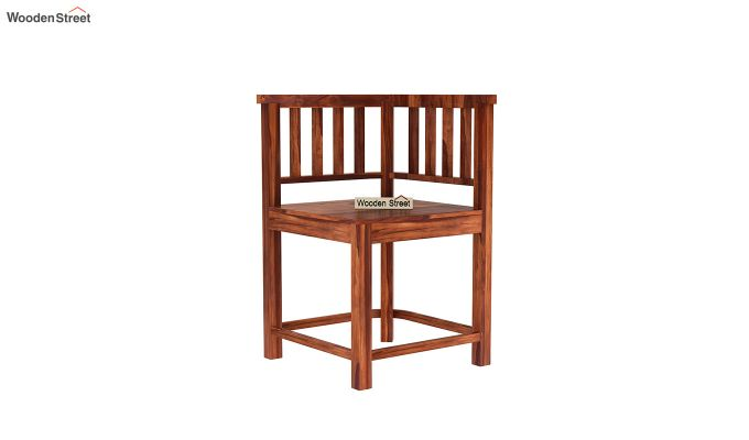 Cohoon 6 Seater Dining Set (Honey Finish)-8